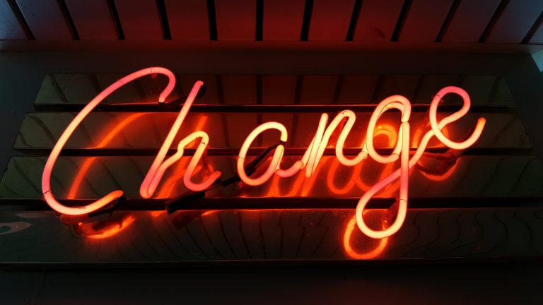 Coping with Organisation Change